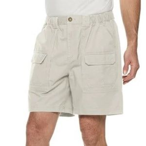 CROFT & BARROW CARGO SHORTS SIZE 44